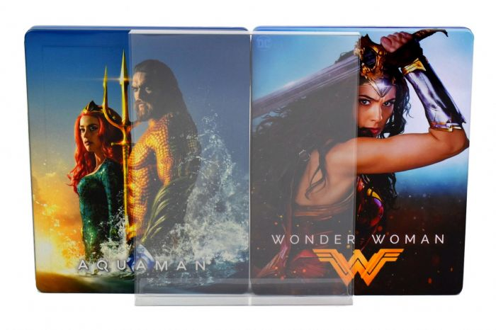 SC1 Blu-ray Steelbook Protective Slipcovers